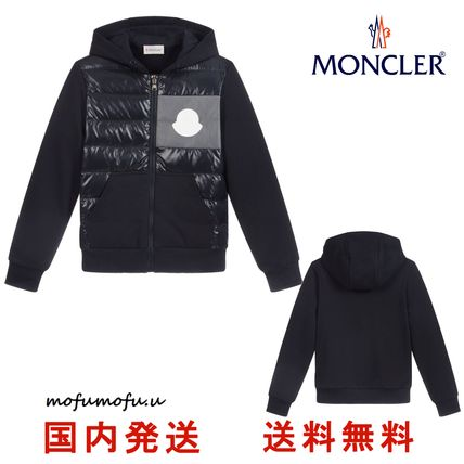 ★MONCLER★モンクレール ジップアップトップ 4-14Y 大人もOK