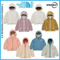 THE NORTH FACE_21SS K'S REVERSIBLE FLEECE HOODIE 2_NI4FL74