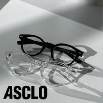 ASCLO(エジュクロ) メガネ ASCLO Daily Glasses (2color)