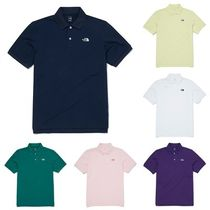 ● THE NORTH FACE_M'S CITY TRAVEL S / S POLO●