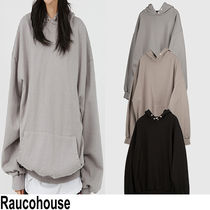 ★RAUCOHOUSE★『日本未入荷 』 Two Buckle Cotton Hood