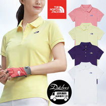 THE NORTH FACE W'S CITY TRAVEL S/S POLO MU1919 追跡付