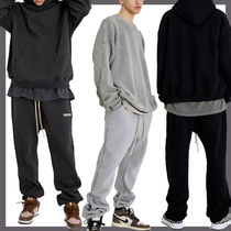 ATTENTIONROW(アテンションロー) パンツ [ATTENTIONROW] Soft Essential Setup String Jogger Long Pants