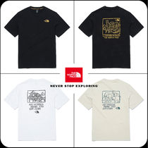 【THE NORTH FACE】 ★韓国大人気★PHOMBIA S/S R/TEE