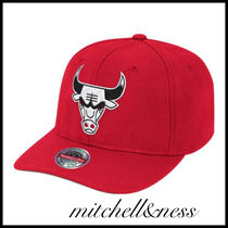 インパクト大のitem◎Red Snapback HWC Chicago Bulls☆