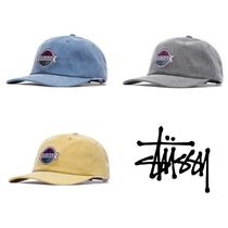 STUSSY★ステューシー★pigment Washed Low Pro Cap