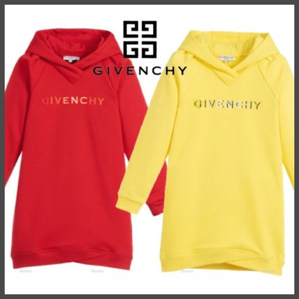 GIVENCHY★大人もOK! Cotton Hooded Dress *関税送料込*