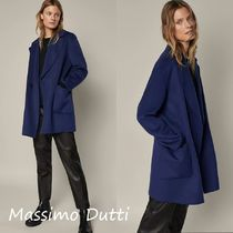 Massimo Dutti Handcrafted Wool coat