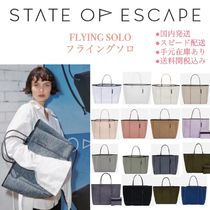 STATE OF ESCAPE SOLO 国内発送 ステートオブエスケープ トート