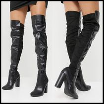 RAID Courage over the knee boots