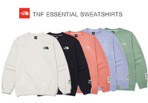 新作★THE NORTH FACE★TNF ESSENTIAL SWEATSHIRTS★兼用