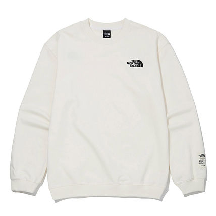 THE NORTH FACE Tシャツ・カットソー 新作★THE NORTH FACE★TNF ESSENTIAL SWEATSHIRTS★兼用(2)