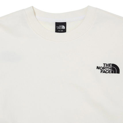 THE NORTH FACE Tシャツ・カットソー 新作★THE NORTH FACE★TNF ESSENTIAL SWEATSHIRTS★兼用(4)