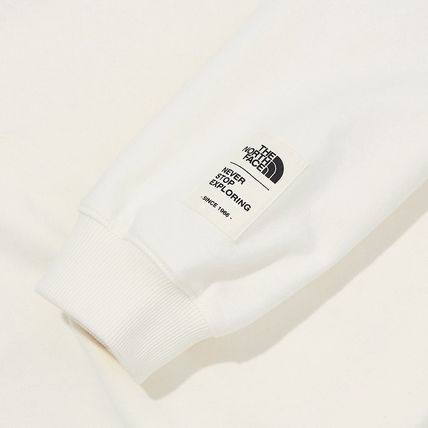 THE NORTH FACE Tシャツ・カットソー 新作★THE NORTH FACE★TNF ESSENTIAL SWEATSHIRTS★兼用(5)