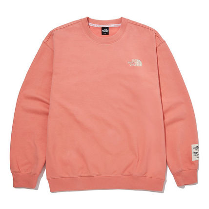 THE NORTH FACE Tシャツ・カットソー 新作★THE NORTH FACE★TNF ESSENTIAL SWEATSHIRTS★兼用(7)