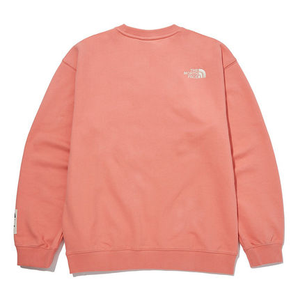 THE NORTH FACE Tシャツ・カットソー 新作★THE NORTH FACE★TNF ESSENTIAL SWEATSHIRTS★兼用(8)
