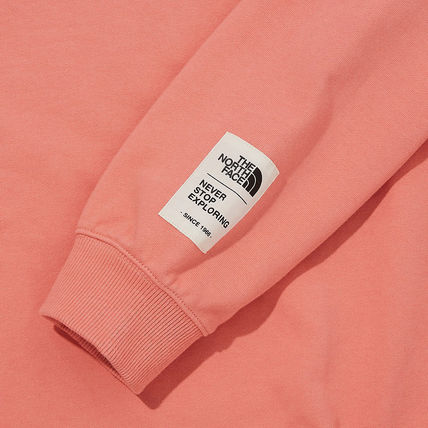 THE NORTH FACE Tシャツ・カットソー 新作★THE NORTH FACE★TNF ESSENTIAL SWEATSHIRTS★兼用(9)