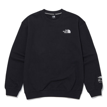 THE NORTH FACE Tシャツ・カットソー 新作★THE NORTH FACE★TNF ESSENTIAL SWEATSHIRTS★兼用(10)