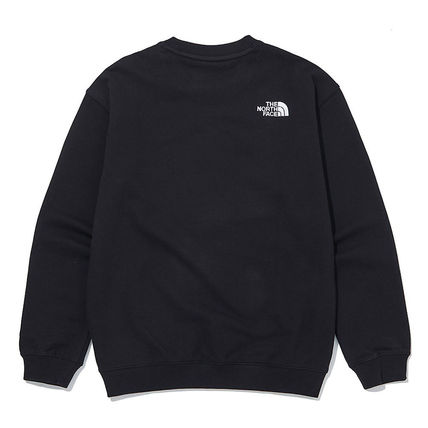 THE NORTH FACE Tシャツ・カットソー 新作★THE NORTH FACE★TNF ESSENTIAL SWEATSHIRTS★兼用(11)
