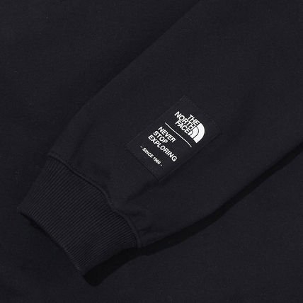 THE NORTH FACE Tシャツ・カットソー 新作★THE NORTH FACE★TNF ESSENTIAL SWEATSHIRTS★兼用(12)
