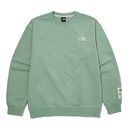 THE NORTH FACE Tシャツ・カットソー 新作★THE NORTH FACE★TNF ESSENTIAL SWEATSHIRTS★兼用(13)