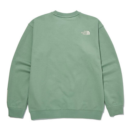 THE NORTH FACE Tシャツ・カットソー 新作★THE NORTH FACE★TNF ESSENTIAL SWEATSHIRTS★兼用(14)