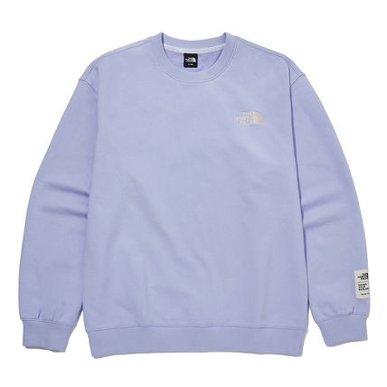 THE NORTH FACE Tシャツ・カットソー 新作★THE NORTH FACE★TNF ESSENTIAL SWEATSHIRTS★兼用(16)