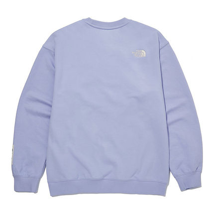 THE NORTH FACE Tシャツ・カットソー 新作★THE NORTH FACE★TNF ESSENTIAL SWEATSHIRTS★兼用(17)