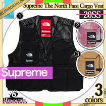 20SS /Supreme The North Face Cargo Vest カーゴ ベスト ノース