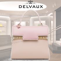 DELVAUX(デルボー) トートバッグ 【21SS★新作】★DELVAUX★Tempete PM Camaieu