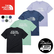 THE NORTH FACE RECOVERY PLUS GRAPHIC S/S R/TEE MU1925 追跡付