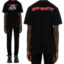 OFF-WHITE オフホワイト Dematerialization T-shirt デザインTEE