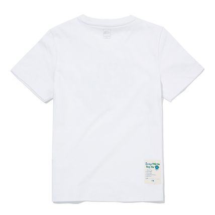 THE NORTH FACE キッズ用トップス THE NORTH FACE K'S GREEN EARTH S/S R/TEE MU1933 追跡付(3)