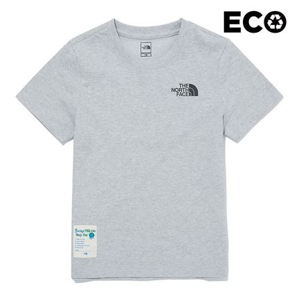 THE NORTH FACE キッズ用トップス THE NORTH FACE K'S GREEN EARTH S/S R/TEE MU1933 追跡付(8)