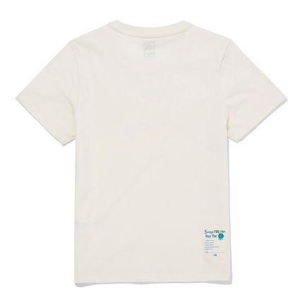 THE NORTH FACE キッズ用トップス THE NORTH FACE K'S GREEN EARTH S/S R/TEE MU1933 追跡付(11)