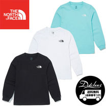THE NORTH FACE K'S ESSENTIAL L/S R/TEE MU1934 追跡付
