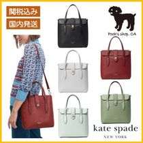 【Kate Spade】essential medium north south tote◆国内発送◆