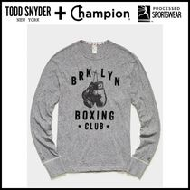 NEW ☆Todd Snyder + Champion☆ BROOKLYN CIRCUS LONG SLEEVE
