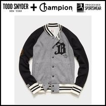 NEW ☆Todd Snyder + Champion☆ BROOKLYN CIRCUS KNIT BOMBER