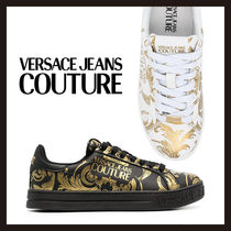 【Versace Jeans Couture】リネアフォンドコート スニーカー