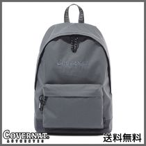[COVERNAT] ENTRY BACKPACK CHARCOAL