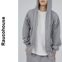 Raucohouse(ラウコハウス)★ Warm Touch Soft Hood Zip-Up