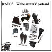 (ovtk) 'Matched things' sticker pack 無料 送料/関税