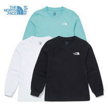 ★THE NORTH FACE★ NT7TM01 K ESSENTIAL TEE  キッズ 長袖