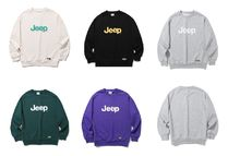 ◇JEEP◇Middle Logo◇スウェット◇