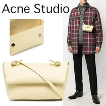 ACNE STUDIOS Knotted Strap Purse