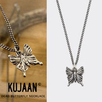 KUJAAN(クジャーン) ネックレス・チョーカー 正規品・関税込【KUJAAN】Dead Butterfly Necklace/追跡付