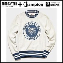 最新作! ☆Todd Snyder + Champion☆LOWER EAST SIDE SWEATSHIRT