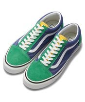 【VANS】Old Skool 36 DX Anaheim Factory (og emerald)