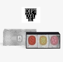 【Diptyque】◇限定◇Graphic Collectionキャンドル3点セット◇